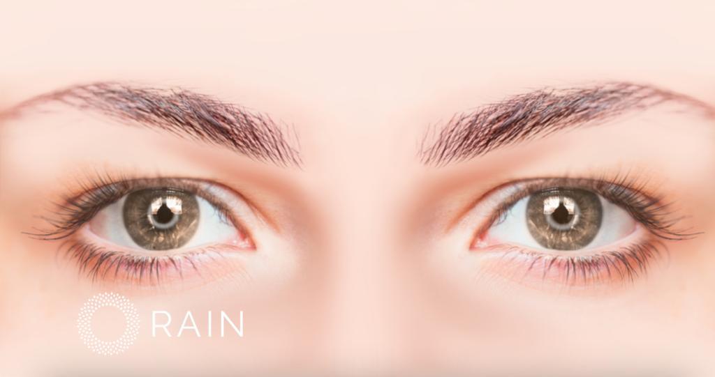 Rain Eye Drops Share Eye Facts